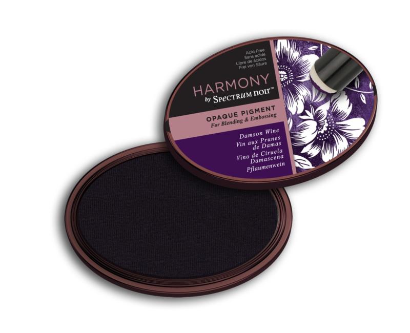 Inktkussen ? Harmony Opaque Pigment ? Damson Wine