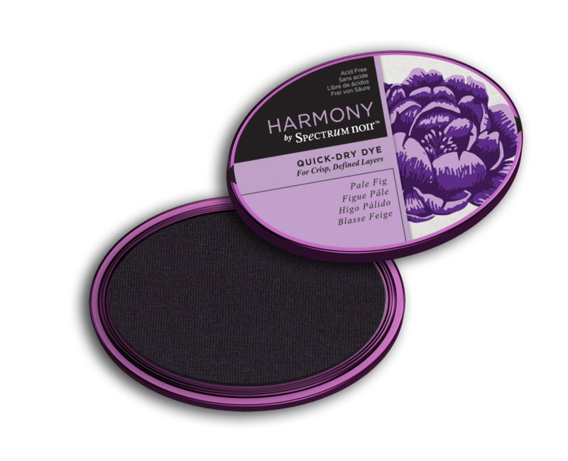 Inktkussen ? Harmony Quick Dry ? Pale Fig
