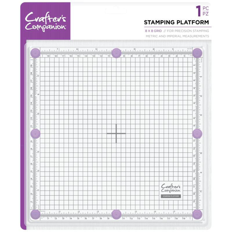 Stempel Platform 8x8''