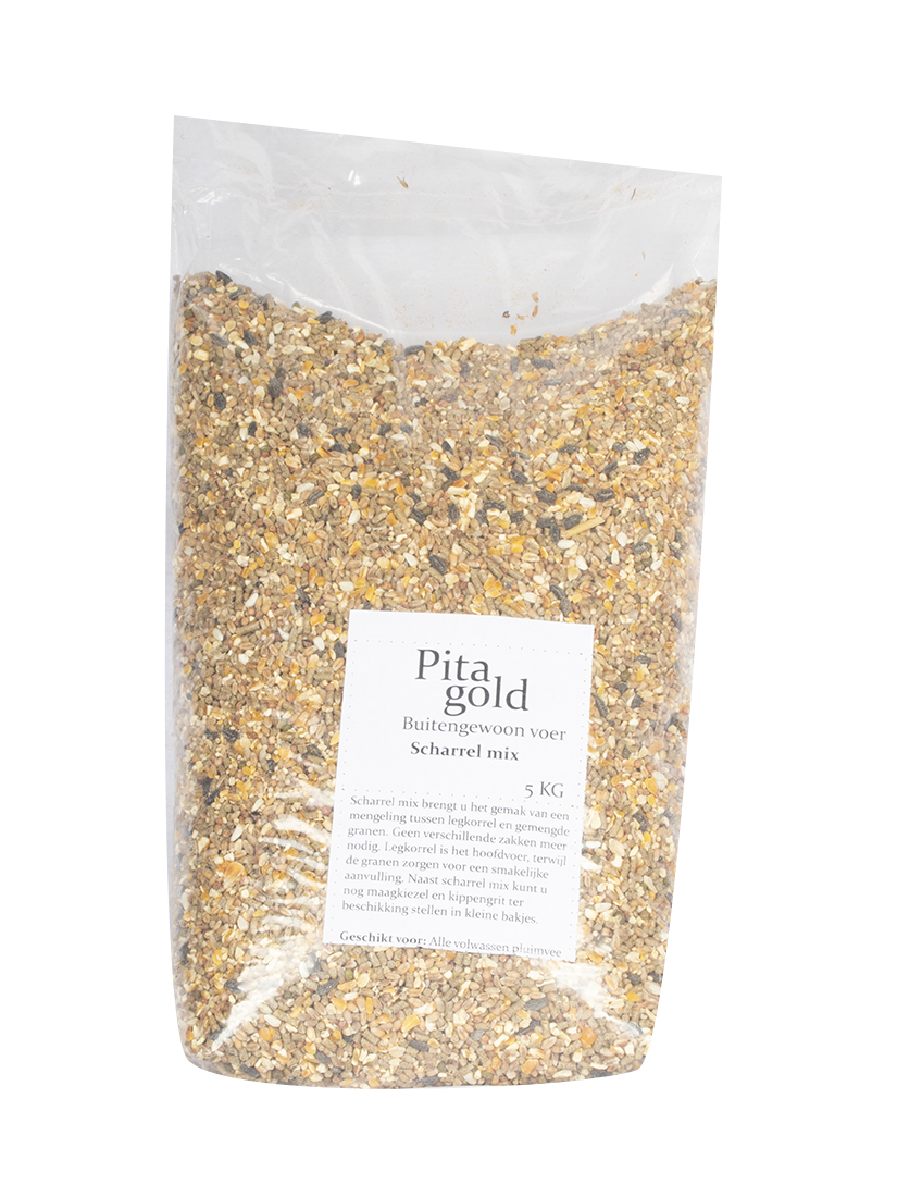PITA GOLD SCHARREL MIX 5 KG