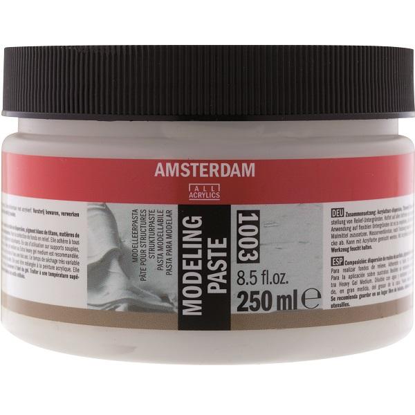 Amsterdam Modeling Paste 250 ml