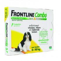FRONTLINE COMBO SPOT ON 2-10KG 3 PIP