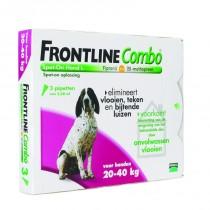 FRONTLINE COMBO SPOT ON L 20-40KG 3 PIP