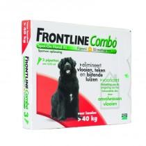 FRONTLINE COMBO SPOT ON HOND XL 40-60KG 3 PIP
