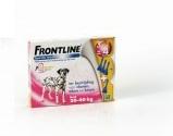 FRONTLINE SPOT ON HOND L 20-40KG 4 PIP
