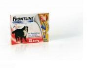 FRONTLINE SPOT ON HOND XL 40-60KG 4 PIP