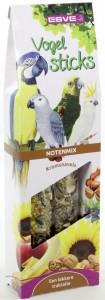 Vogelsticks fruit en noten 1x2 st.