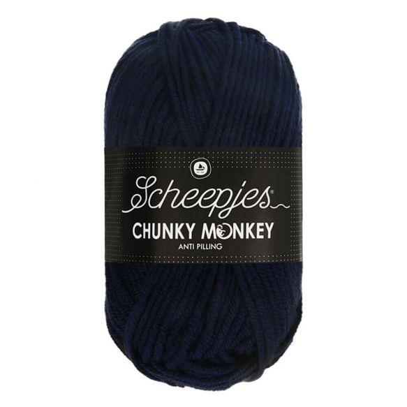 Scheepjes Chunky Monkey 100g - 1011 Slate