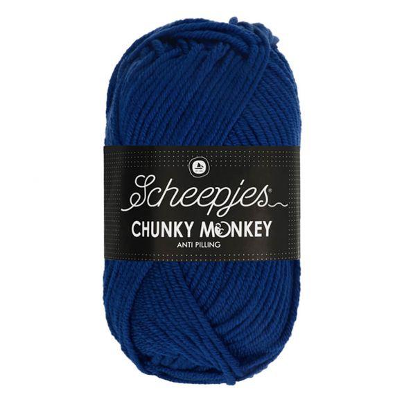 Scheepjes Chunky Monkey 100g - 1117 Royal Blue