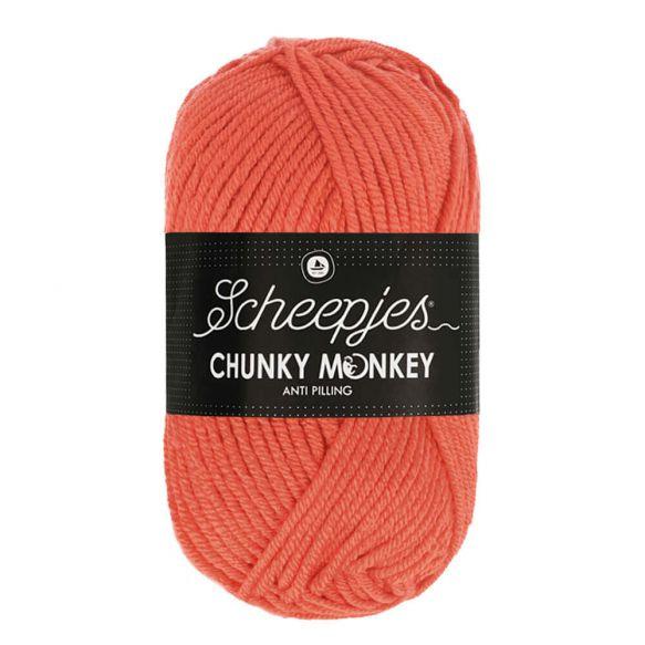 Scheepjes Chunky Monkey 100g - 1132 Coral