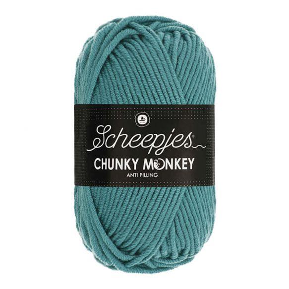 Scheepjes Chunky Monkey 100g - 1722 Carolina Blue