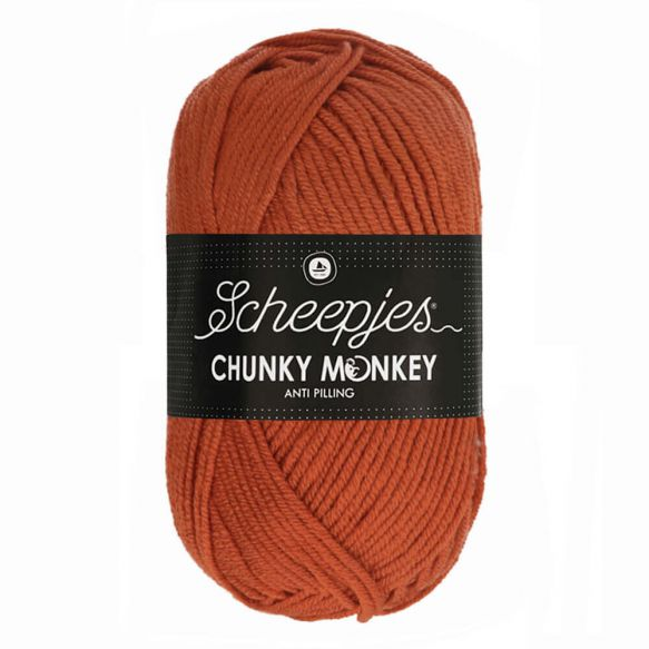 Scheepjes Chunky Monkey 100g - 1723 Flame