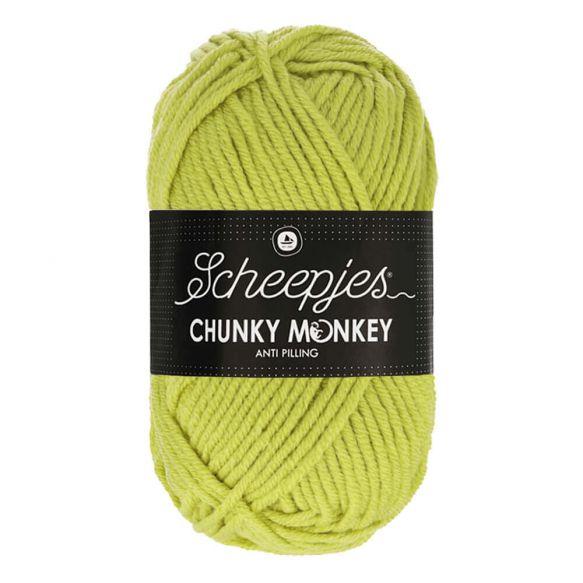 Scheepjes Chunky Monkey 100g - 1822 Chartreuse