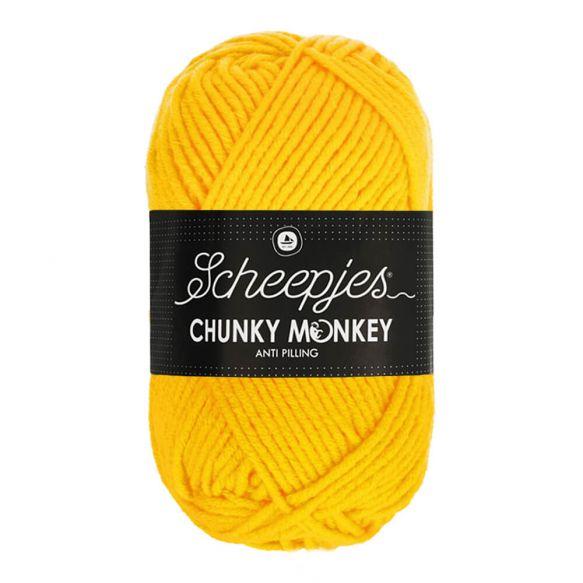Scheepjes Chunky Monkey 100g - 2004 Canary