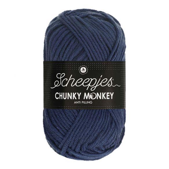 Scheepjes Chunky Monkey 100g - 2005 Navy