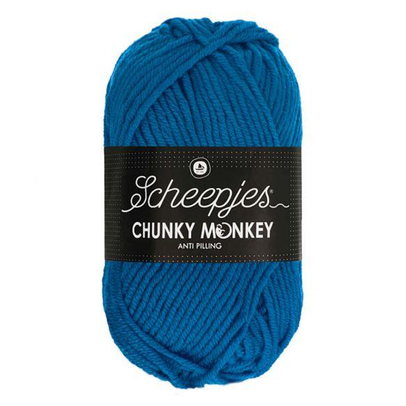 Scheepjes Chunky Monkey 100g - 2011 Ultramarine