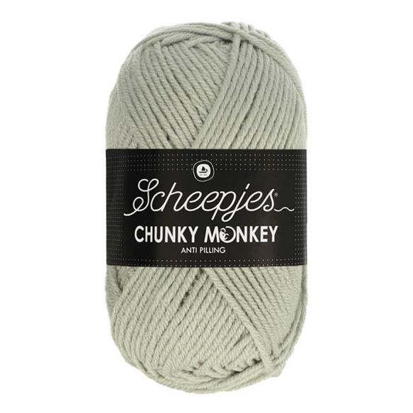 Scheepjes Chunky Monkey 100g - 2019 Smoke