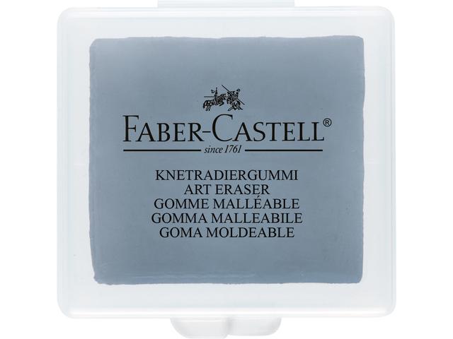 FABER-CASTELL KNEEDGUM GRIJS