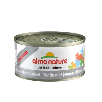 ALMO NAT LGD CAT TONIJN&J.SARD 70 GR