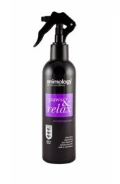 ANIMOLOGY PAWS & RELAX AROMATHERAPY SPRAY 250 ML.