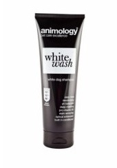 ANIMOLOGY WHITE WASH SHAMPOO 250 ML.