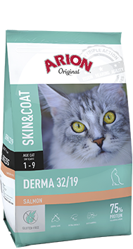 ARION K ORIGINAL DERMA 2 KG