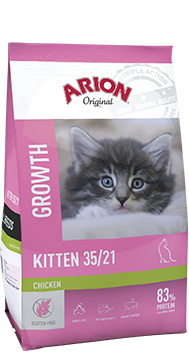 ARION K ORIGINAL KITTEN 2 KG