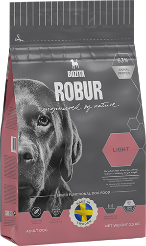 ROBUR LIGHT 19/8 12 KG.
