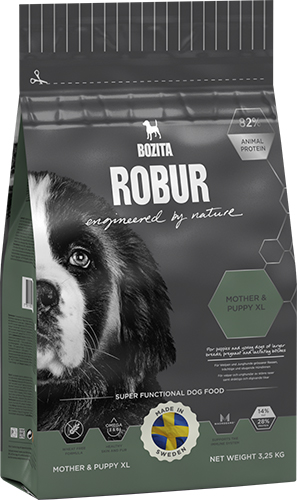 ROBUR MOTHER & PUPPY XL 28/14 14 KG.
