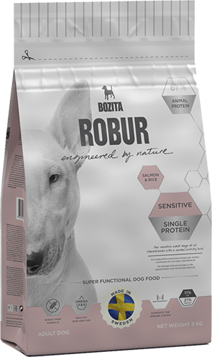 ROBUR SENSITIVE SALMON 950 GR.