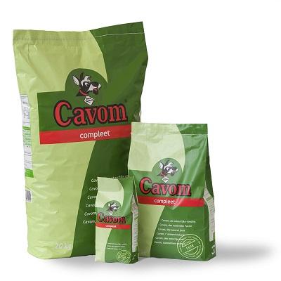 CAVOM COMPLEET ADULT 20 KG VLEES