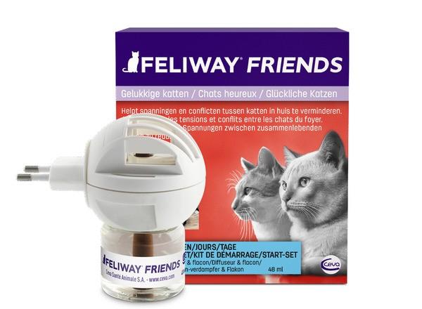FELIWAY FRIENDS VERDAMPER + VULLING