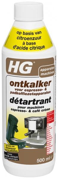 <div><div>HG ontkalker voor espresso- & padkoffiezetapparaten citroenzuur</div></div>