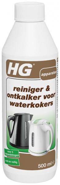<div>HG reiniger & ontkalker voor waterkokers</div>