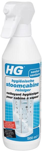 HG hygiënische stoomcabinereiniger