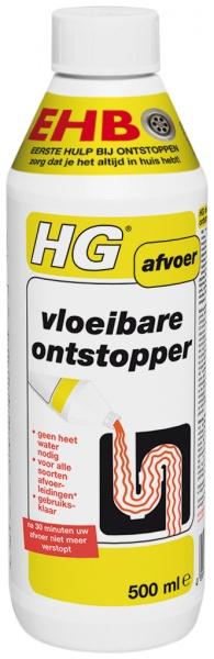 <div>HG vloeibare ontstopper EHBO</div>