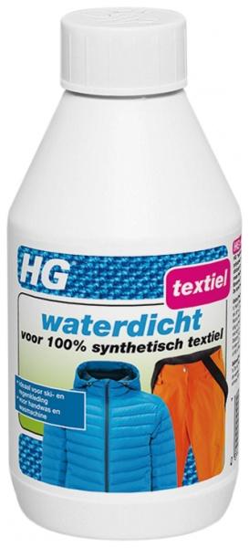 <div>HG waterdicht voor 100% synthetisch textiel</div>