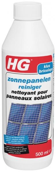 HG zonnepanelenreiniger (VERVALLEN