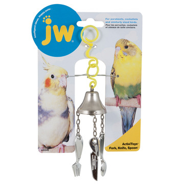 JW Activitoy Fork, Knife & Spoon