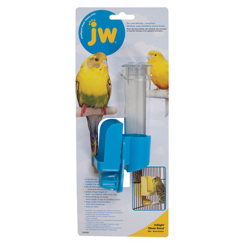 JW Insight Clean Seed Silo Bird Feeder
