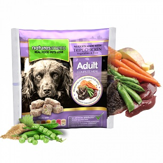 NATURES MENU DOG FROZEN TRIPE 1 KG.