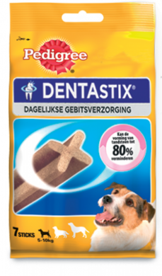 PEDIGREE DENTASTIX 7P MINI 110 GR