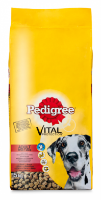 PEDIGREE VITAL ADULT MAXI RUND 15 KG