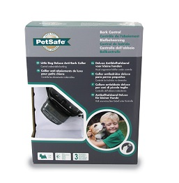 Petsafe Little Dog Deluxe anti-blaf band
