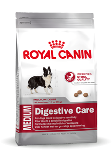 ROYAL CANIN MEDIUM (SENSIBLE) DIGESTIVE CARE 15 KG