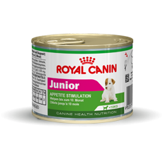 ROYAL CANIN MINI JUNIOR WET 195 GR