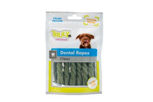 TRULY DOG DENTAL ROPES 90 GR