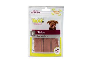 TRULY DOG STRIPS SENIOR 90 GR