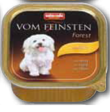 FEINSTEN DOG ADULT MET HAAS 150 GR.