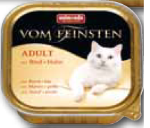 FEINSTEN CAT ADULT RUND+KIP 100 GR